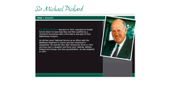 Preview of michaelpickard.co.uk